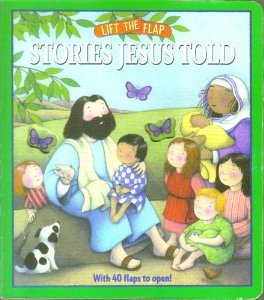 9780794404253: Lift the Flap Stories Jesus Told