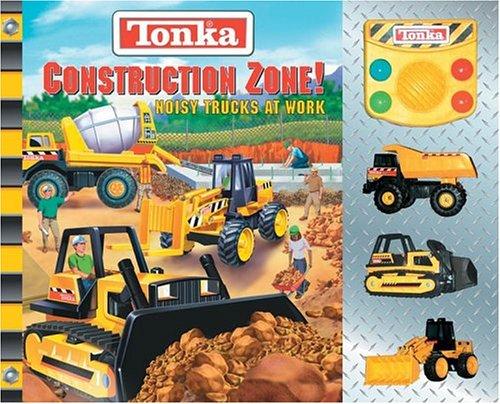 9780794406431: Noisy Trucks at Work: Tonka Construction Zone