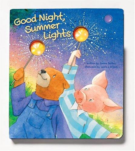 9780794406714: Good Night, Summer Lights (Fiber Optic Book)