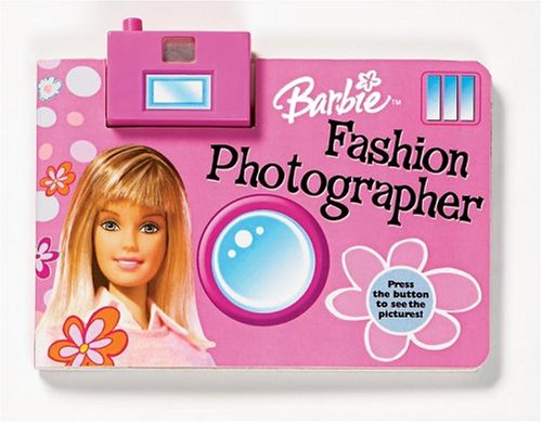 9780794406721: Barbie Fashion Photographer (Barbie Flix Pix Book)
