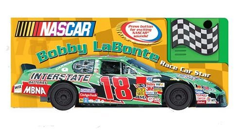 9780794406813: NASCAR Shaped Book with Sounds: Bobby LaBonte