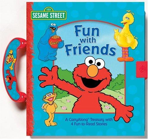 9780794406851: Sesame Street Fun with Friends (A CarryAlong Book)
