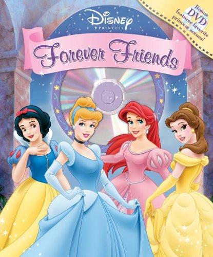 9780794406967: Disney Princess Forever Friends Book and DVD (Disney Princess (Reader's Digest))