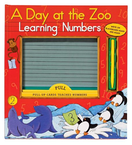 A Day at The Zoo: Learning Numbers (Show and Tell): Lombardi, Kristine, Garofoli, Viviana