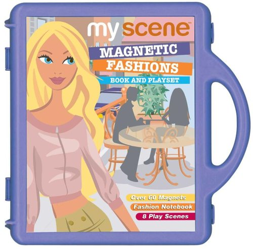 Barbie My Scene Magnetic Fashions (Barbie (Reader's: Anthony, Mary; Mattel