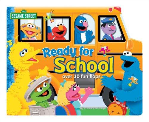 Sesame Street Ready for School: Shepherd, Jodie; Moroney, Christopher