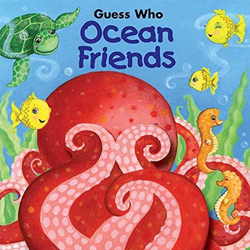 Guess Who Ocean Friends (0794411223) by Jodie Shepherd