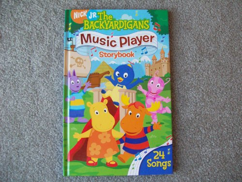 The Backyardigans Music Player Storybook (Nick Jr.): Reader's Digest Children's