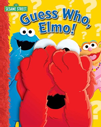 9780794412111: Sesame Street Guess Who? Elmo