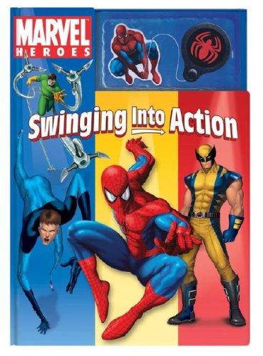 Marvel Heroes Swinging into Action (Marvel Heros): Benjamin Harper