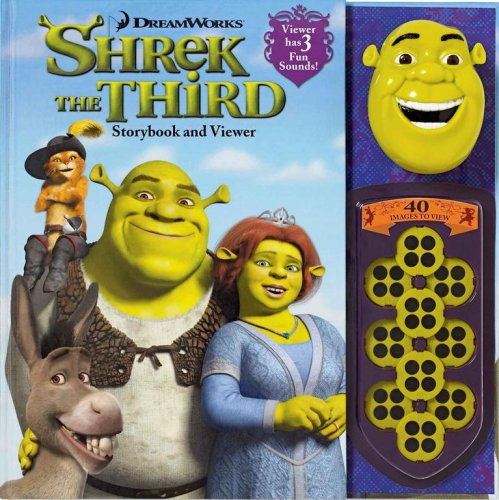 9780794412791: Shrek the Third Storybook and Viewer