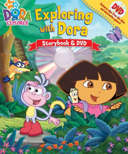 Exploring with Dora Storybook and DVD (Dora the Explorer) (9780794412807) by Ruth Koeppel; Tom Mangano