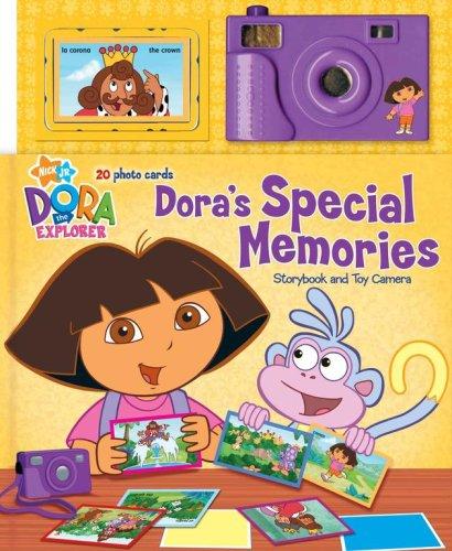 9780794412944: Nick Jr. Dora's Special Memories Book and Camera (Dora the Explorer)