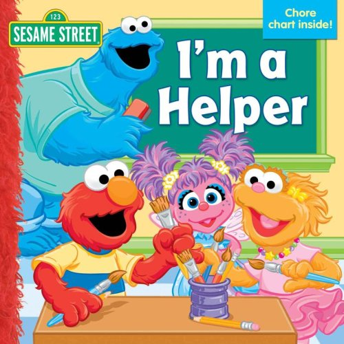 Sesame Street I'm a Helper (Sesame Street (Reader's Digest)) (0794412955) by Reader's Digest
