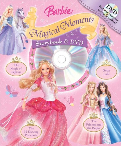 9780794412968: Barbie Magical Moments Storybook and DVD (Barbie (Reader's Digest Children's Publishing))