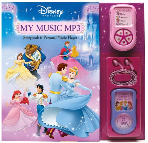 9780794413019: Disney Princess My Music Storybook and Music Player (Rd Innovative Book and Player Format)