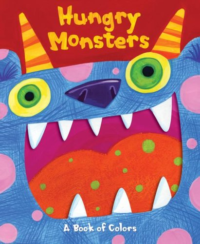 mitter matt - hungry monsters a pop up book of colors - AbeBooks