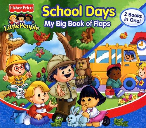 School Days: My Big Book of Flaps