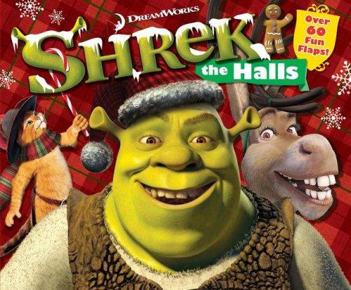 Shrek the Halls Lift the Flap Book: Digest, Reader's