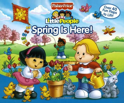 9780794414399: Spring Is Here! (Little People)
