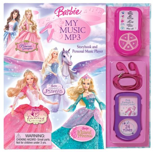 9780794414429: Barbie My Pod: Storybook and Personal Music Player (Rd Innovative Book and Player Format)