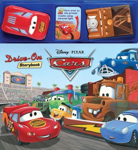 9780794414436: Disney Pixar Cars Drive On Storybook