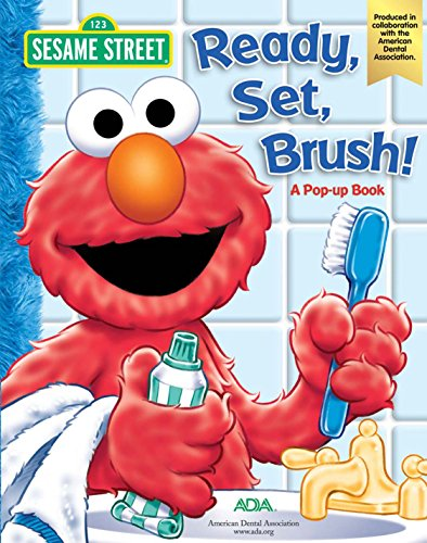 9780794414450: Sesame Street Ready, Set, Brush! A Pop-Up Book