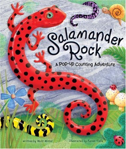 9780794414603: Salamander Rock: A Pop Up Counting Book (Pop-Up Counting Books)