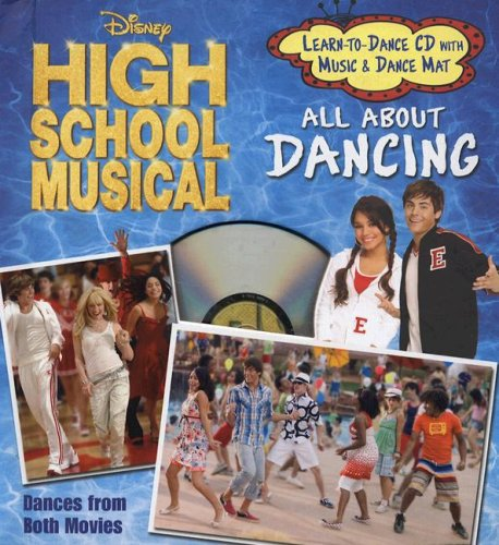 Disney High School Musical All About Dancing: Bright, J. E.