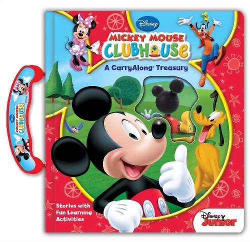 Disney Mickey Mouse Clubhouse Carryalong Treasury: Disney Mickey Mouse Clubhouse, Hamilton, Tisha