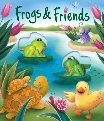 Frogs & Friends: Barkan, Joanne