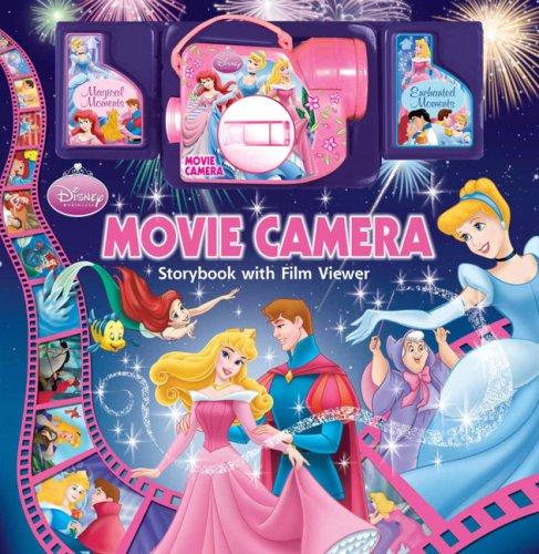 9780794416201: Movie Camera: Storybook with Film Viewer [With Movie Film Viewer and 2 Cartridges] (Disney Princess (Reader's Digest))