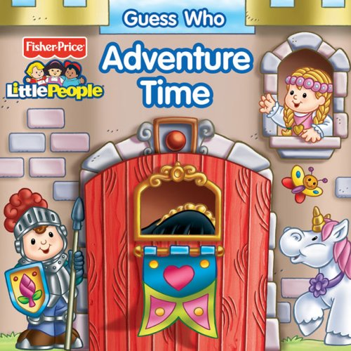 Fisher-Price Little People Guess Who Adventure Time