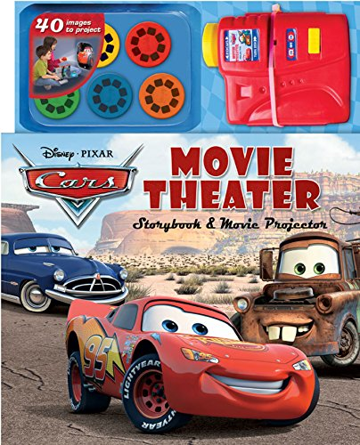 9780794417673: Cars Movie Theater [With Projector and 6 Disc] (Disney/Pixar Cars)