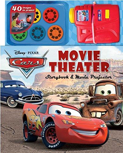 9780794417673: Disney·Pixar Cars: Movie Theater Storybook & Movie Projector