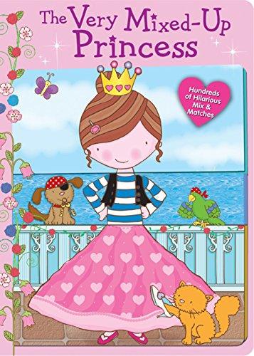 9780794417758: The Very Mixed-Up Princess (Mix & Match)