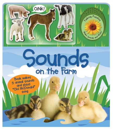 Talking Puzzles Sounds on the Farm (9780794418212) by Reader's Digest