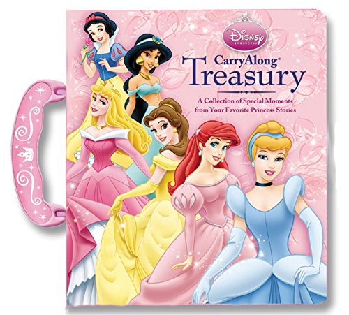 9780794418915: Carry Along Treasury: A Collection of Special Moments from Your Favorite Princess Stories (Disney Princess)