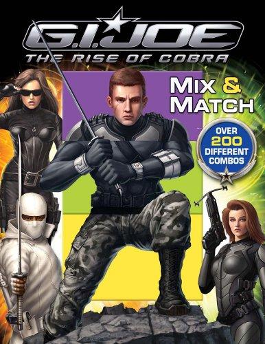 G.I. Joe: Rise of Cobra Mix and: Capone, Donald