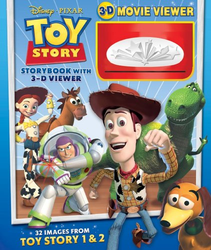 Toy Story Storybook with 3-D Viewer (Disney/Pixar): Digest, Reader's; Disney,