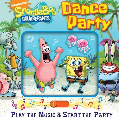 9780794419110: SpongeBob SquarePants Dance Party Book and Music Mover (Nickelodeon SpongeBob Squarepants)