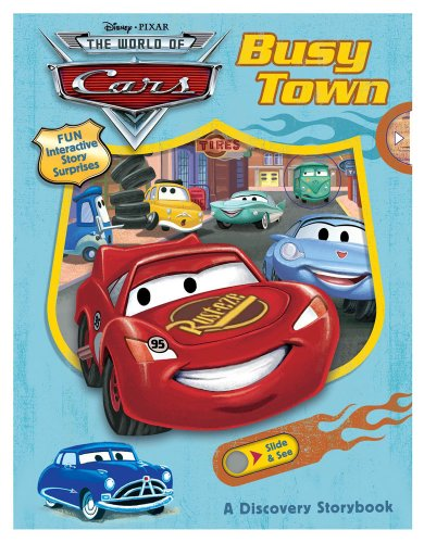 9780794419165: Cars Busy Town A Discovery Book (Disney/Pixar Cars)