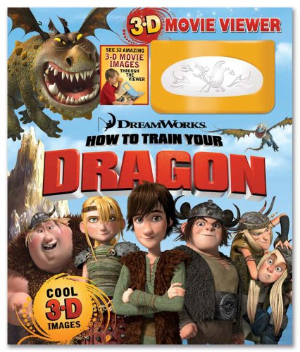 How to Train Your Dragon Storybook and 3D Viewer (DreamWorks 3-D): Digest, Reader's