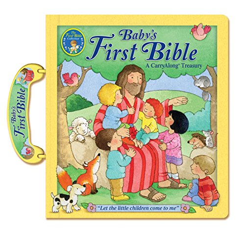 9780794419424: BABYS 1ST BIBLE-BOARD (A Carry Along Treasury)