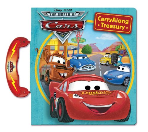 9780794419479: Disney Cars Carry Along Treasury (Disney/Pixar Cars)