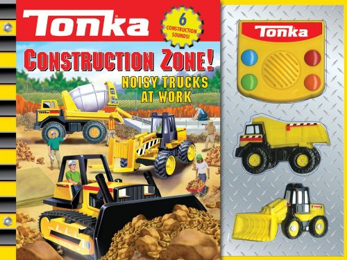 9780794419721: Tonka Construction Zone