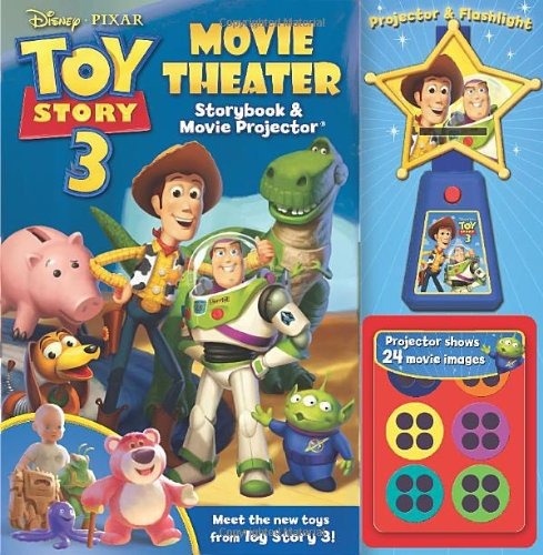 9780794419998: Toy Story 3 Movie Theater