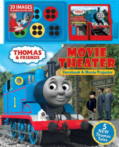 9780794420024: Thomas & Friends Movie Theater: Storybook and Movie Projector [With Movie Projector]
