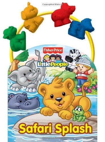 9780794420109: Fisher-Price Little People Safari Splash (Move Along Beads)