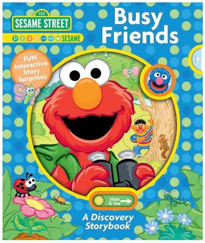 9780794420154: Sesame Street Busy Friends: A Discovery Storybook (Sesame Street Discovery)